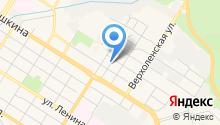 Rek`Ю на карте