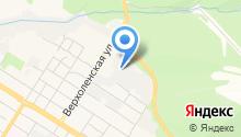 1 Забайкальский на карте