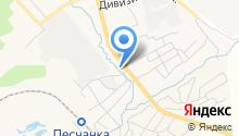 АЗС ГЗМ на карте