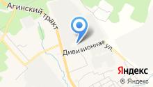 88 Центральный автомобильный ремонтный завод на карте