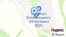 Аэронавигация на карте