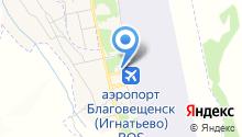 Трансмир-ДВ на карте