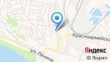AmurCleanMaster на карте