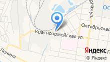 Сетка на карте