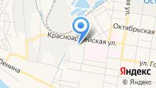 BLESK*AUTO на карте