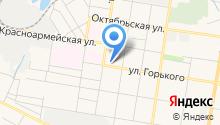 Языковой тренинговый центр на карте