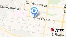 ASTA на карте