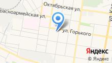 Globus на карте
