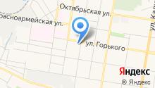 BBmap на карте