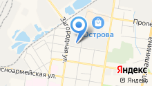 Amur Custom на карте