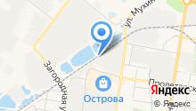 AvtoWay на карте