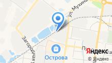 CARat на карте