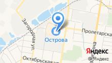 #ЧАЙКОФСКИЙ на карте