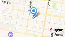 Аварийно-восстановительная компания на карте