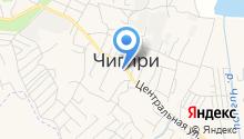 Администрация Чигиринского сельсовета на карте