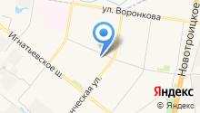 Officemaster на карте