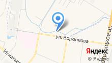 Highway на карте