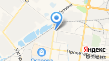 Like на карте
