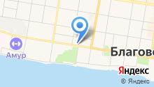 PUPIDU на карте