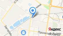 AutoDoc+ на карте