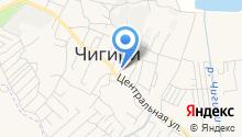 Чигиринская управляющая компания на карте