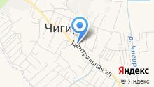 Манго на карте