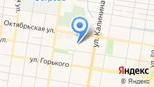 Dempinox на карте