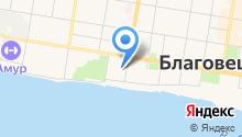 HeatLife на карте