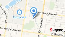 Astra-M на карте