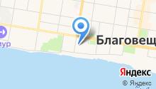 Lamore, салон свадебной на карте