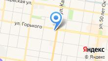 Центр имплантации на карте