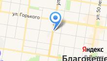 Твоя аптека.рф на карте
