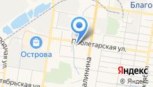 Amway-Nutrilite на карте