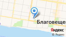 Абрис на карте