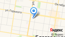 Gugas.ru на карте