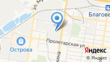 Языковой консультационный центр на карте