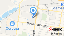 2801-Траст на карте