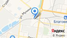 Merisse на карте