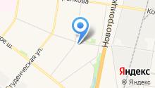 Адвокатский кабинет Иванова В.А. на карте