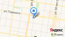 1активный.рф на карте