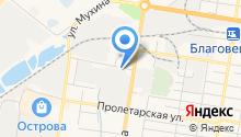 Автоcleanика на карте