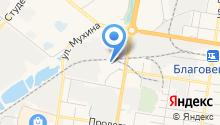 YAGODA на карте