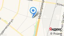 АВИА Ж/Д КАССА на карте