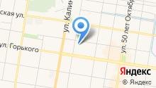 Live Web Studio на карте
