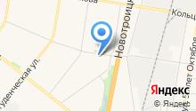 Котлета на карте