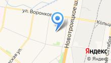 Starvac на карте