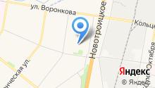 BURBON фьюжн на карте