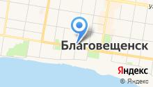 Rabota7.ru на карте