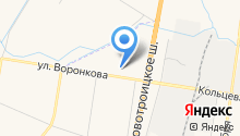 Masuma на карте