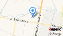 Автомаксимум на карте